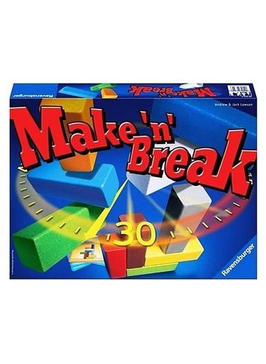 Ravensburger  Make N Break 265558 Renkli
